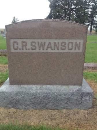 SWANSON, FAMILY STONE - Page County, Iowa | FAMILY STONE SWANSON