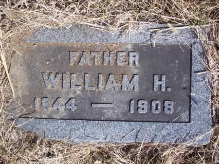 SWISHER, WILLIAM H. - Page County, Iowa | WILLIAM H. SWISHER