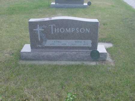THOMPSON, ETHEL - Page County, Iowa   ETHEL THOMPSON