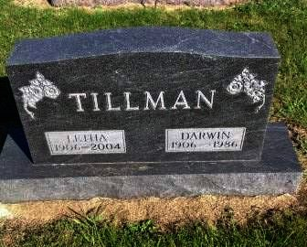 TILLMAN, LETHA - Page County, Iowa | LETHA TILLMAN