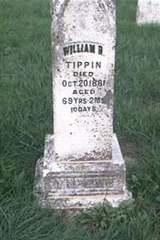 TIPPIN, WILLIAM RALLS - Page County, Iowa | WILLIAM RALLS TIPPIN