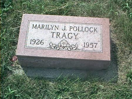POLLOCK TRACY, MARILYN J - Page County, Iowa | MARILYN J POLLOCK TRACY