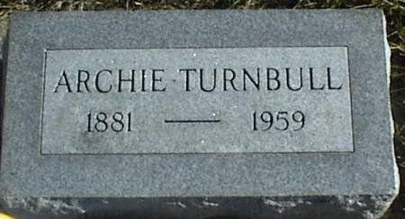 TURNBULL, ARCHIE - Page County, Iowa | ARCHIE TURNBULL