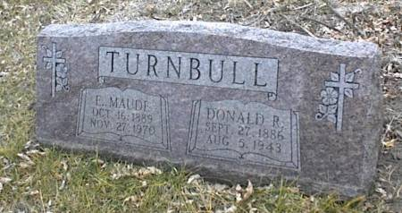 TURNBULL, DONALD R. - Page County, Iowa | DONALD R. TURNBULL