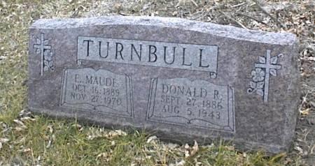 TURNBULL, E. MAUDE - Page County, Iowa | E. MAUDE TURNBULL