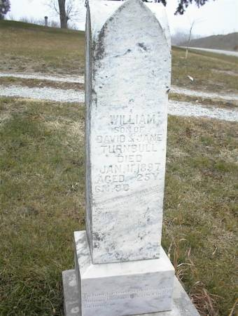 TURNBULL, WILLIAM - Page County, Iowa | WILLIAM TURNBULL