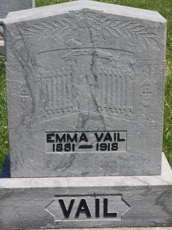 VAIL, EMMA - Page County, Iowa | EMMA VAIL