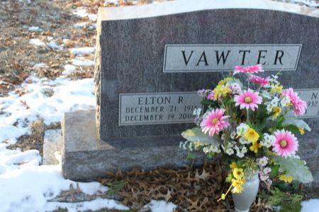 VAWTER, ELTON - Page County, Iowa   ELTON VAWTER