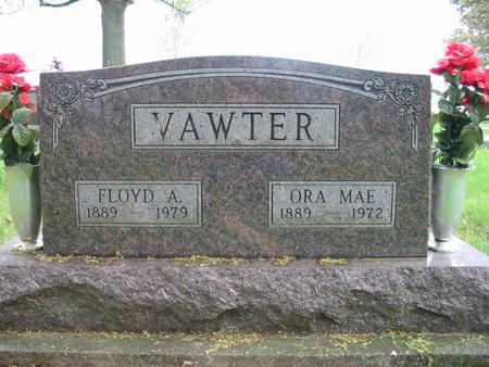 VAWTER, FLOYD - Page County, Iowa | FLOYD VAWTER