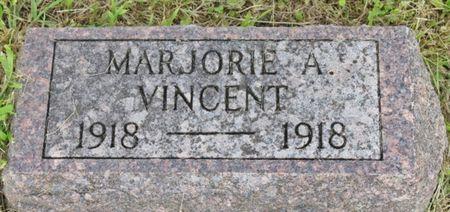 VINCENT, MARJORIE ALLENE - Page County, Iowa | MARJORIE ALLENE VINCENT