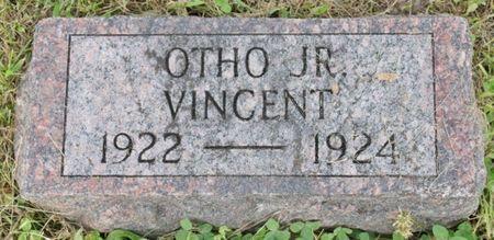 VINCENT, OTHO JR. - Page County, Iowa   OTHO JR. VINCENT