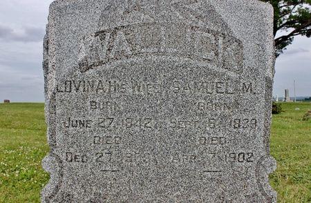 WALLICK, SAMUEL M - Page County, Iowa | SAMUEL M WALLICK