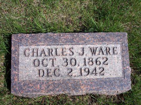 WARE, CHARLES J. - Page County, Iowa | CHARLES J. WARE