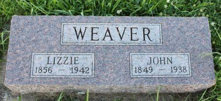 WEAVER, ELIZABETH