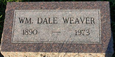 WEAVER, WILLIAM DALE - Page County, Iowa | WILLIAM DALE WEAVER