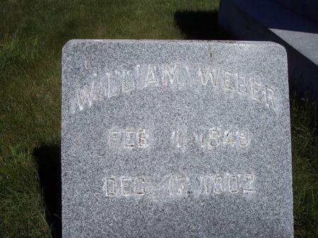 WEBER, WILLIAM - Page County, Iowa | WILLIAM WEBER