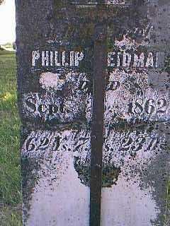 WEIDMAN, PHILLIP - Page County, Iowa | PHILLIP WEIDMAN
