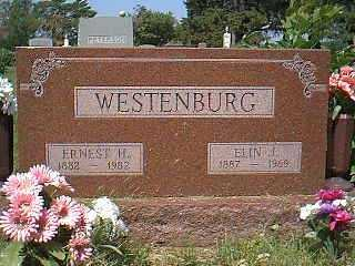 WESTENBURG, ERNEST - Page County, Iowa | ERNEST WESTENBURG