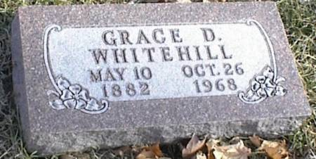 WHITEHILL, GRACE D. - Page County, Iowa | GRACE D. WHITEHILL