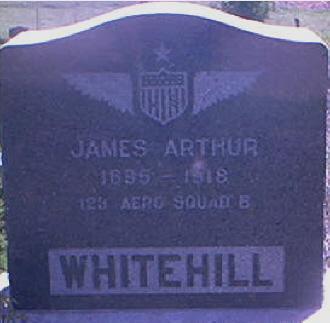 WHITEHILL, JAMES ARTHUR - Page County, Iowa | JAMES ARTHUR WHITEHILL