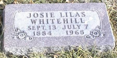 WHITEHILL, JOSIE LILAS - Page County, Iowa | JOSIE LILAS WHITEHILL