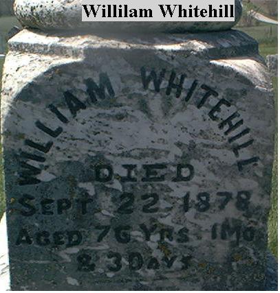 WHITEHILL, WILLIAM - Page County, Iowa | WILLIAM WHITEHILL