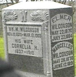 WILCOXSON, ELMER - Page County, Iowa | ELMER WILCOXSON