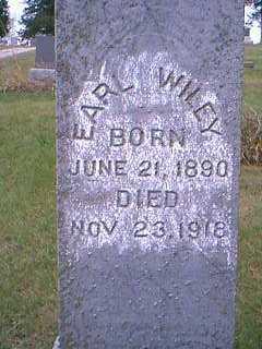 WILEY, EARL - Page County, Iowa | EARL WILEY