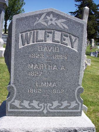 WILFLEY, EMMA - Page County, Iowa | EMMA WILFLEY