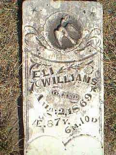 WILLIAMS, ELI - Page County, Iowa | ELI WILLIAMS