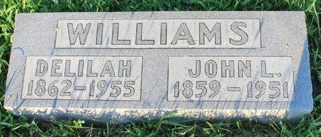 WILLIAMS, DELILAH - Page County, Iowa | DELILAH WILLIAMS
