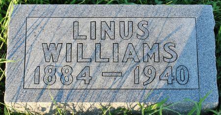 WILLIAMS, LINUS - Page County, Iowa | LINUS WILLIAMS