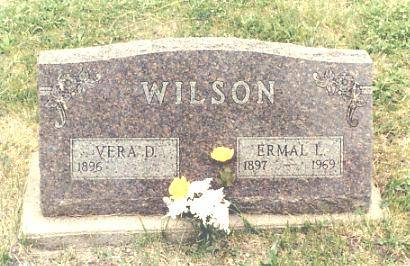 WILSON, ERMAL LEROY - Page County, Iowa | ERMAL LEROY WILSON