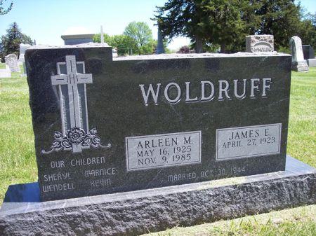 WOLDRUFF, ARLEEN M. - Page County, Iowa | ARLEEN M. WOLDRUFF