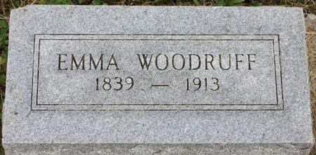 WOODRUFF, EMMA - Page County, Iowa | EMMA WOODRUFF