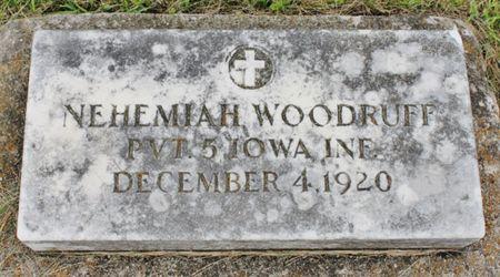 WOODRUFF, NEHEMIAH - Page County, Iowa | NEHEMIAH WOODRUFF