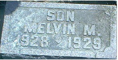WOODS, MELVIN M. - Page County, Iowa | MELVIN M. WOODS