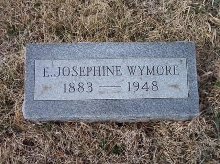 WYMORE, E. JOSEPHINE - Page County, Iowa   E. JOSEPHINE WYMORE