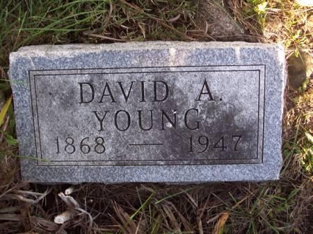 YOUNG, DAVID A. - Page County, Iowa | DAVID A. YOUNG