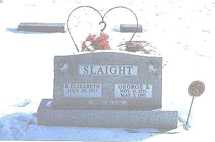 COUCH SLAIGHT, BERTHA ELIZABETH - Page County, Iowa | BERTHA ELIZABETH COUCH SLAIGHT