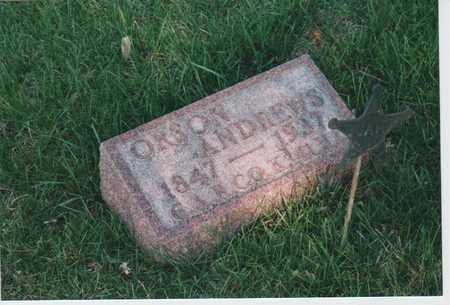 ANDREWS, ORSEN - Palo Alto County, Iowa | ORSEN ANDREWS
