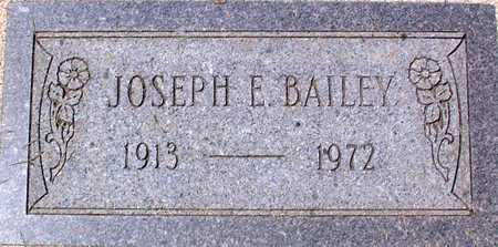BAILEY, JOSEPH - Palo Alto County, Iowa | JOSEPH BAILEY