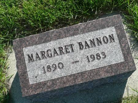 BANNON, MARGARET - Palo Alto County, Iowa | MARGARET BANNON