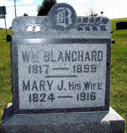BLANCHARD, MARY JANE - Palo Alto County, Iowa | MARY JANE BLANCHARD