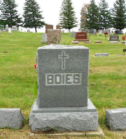 BOIES, FAMILY MEMORIAL - Palo Alto County, Iowa | FAMILY MEMORIAL BOIES