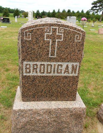BRODIGAN, FAMILY MEMORIAL - Palo Alto County, Iowa | FAMILY MEMORIAL BRODIGAN