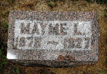 BRODIGAN, MAYME L - Palo Alto County, Iowa | MAYME L BRODIGAN