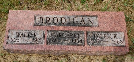 BRODIGAN, MARGARET - Palo Alto County, Iowa | MARGARET BRODIGAN