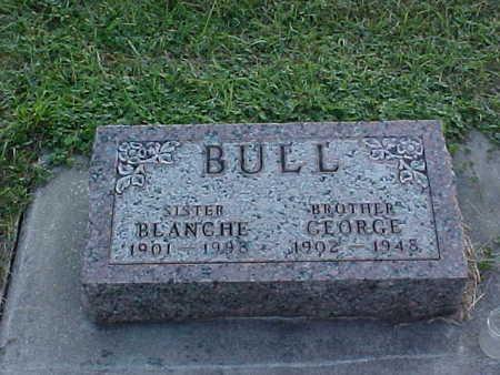 BULL, GEORGE - Palo Alto County, Iowa | GEORGE BULL