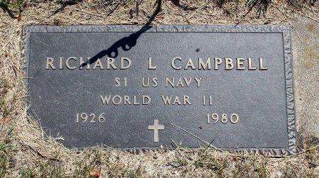 CAMPBELL, RICHARD L. - Palo Alto County, Iowa | RICHARD L. CAMPBELL